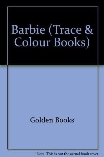 9780307821157: Barbie (Trace & Colour Books)