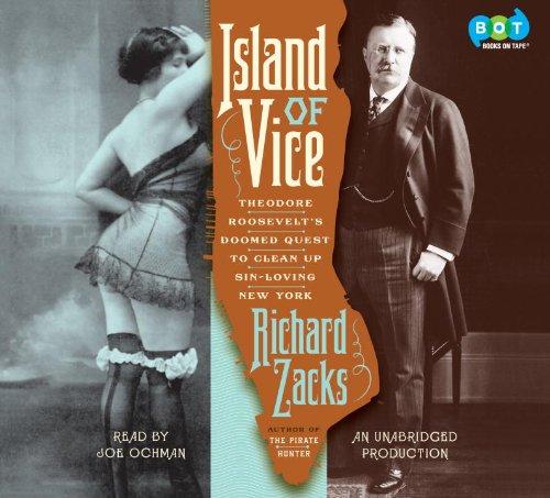 9780307876881: Island of Vice (Lib)(CD)