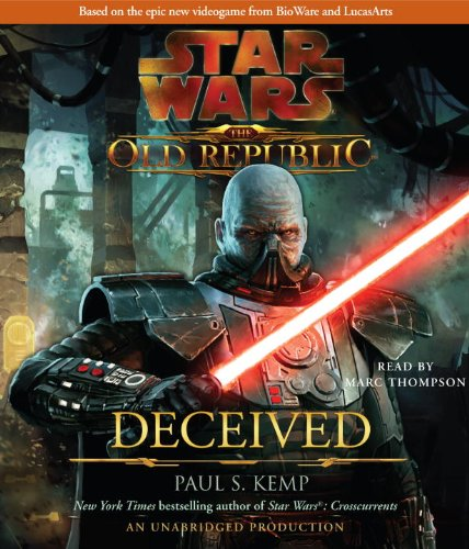 9780307879325: Star Wars: The Old Republic - Deceived