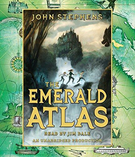 The Emerald Atlas (Compact Disc): John Stephens