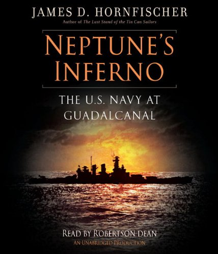 9780307881397: Neptune's Inferno: The U.S. Navy at Guadalcanal