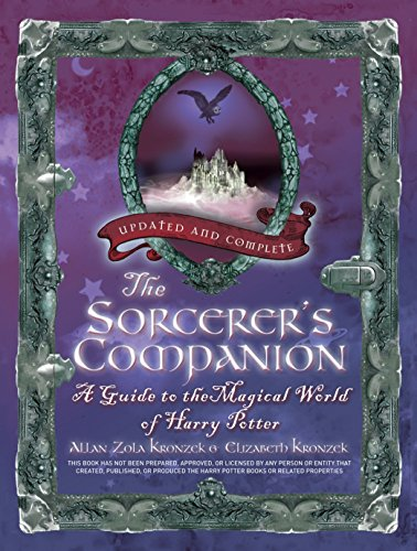 9780307885135: The Sorcerer's Companion: A Guide to the Magical World of Harry Potter
