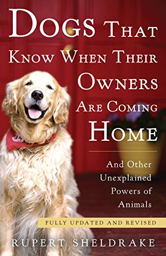 9780307885968: Dogs That Know When Their Owners Are Coming Home: And Other Unexplained Powers of Animals