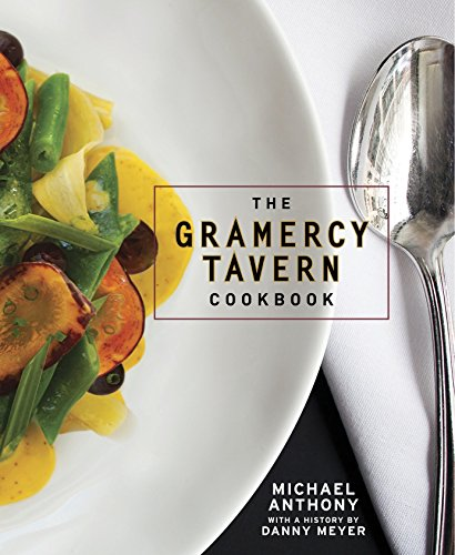 The Gramercy Tavern Cookbook (SIGNED)