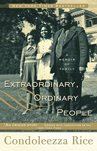 9780307888471: Extraordinary, Ordinary People: A Memoir of Family