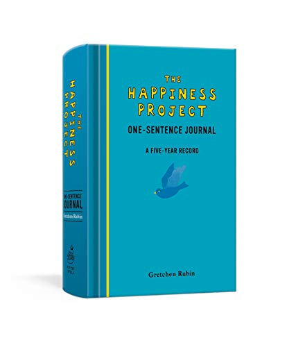 9780307888570: The Happiness Project One-Sentence Journal: A Five-Year Record