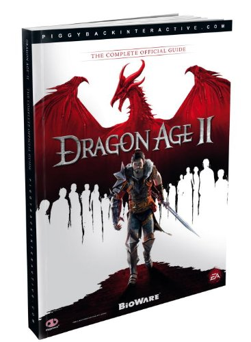 9780307890115: Dragon Age II: The Complete Official Guide