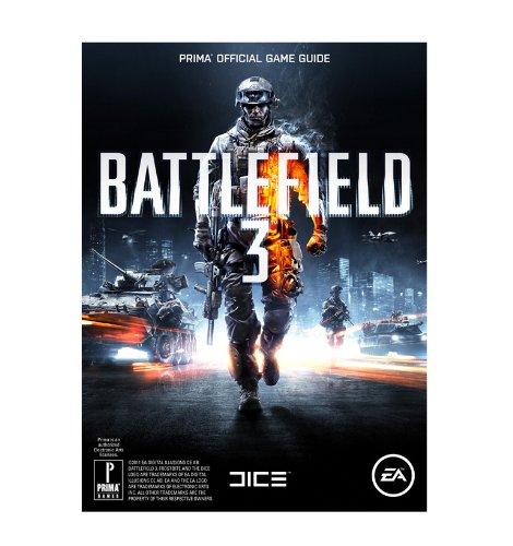 9780307890481: Battlefield 3: Prima Official Game Guide (Prima Official Game Guides)