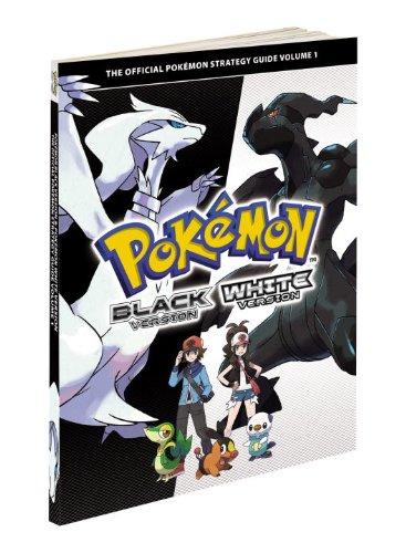 9780307890603: Pokemon Black Version & Pokemon White Version Volume 1: The Official Pokemon Strategy Guide
