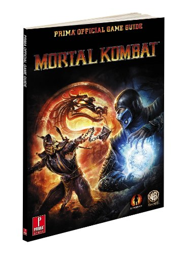 9780307890955: Mortal Kombat: Prima Official Game Guide