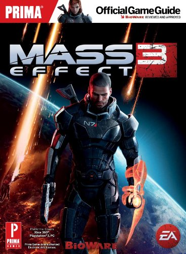 9780307891488: Mass Effect 3 Official Game Guide