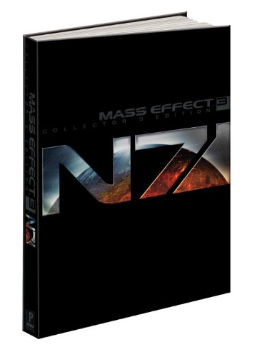 9780307891501: Mass Effect 3 Collector's Edition: Prima Official Game Guide