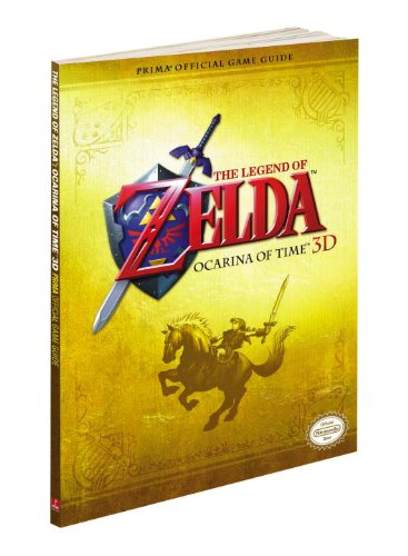 9780307891532: Legend of Zelda Ocarina of Time 3DS Official Game Guide: 0