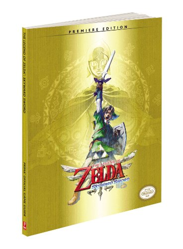 9780307892027: Legend of Zelda: Skyward Sword (Prima Official Game Guides)