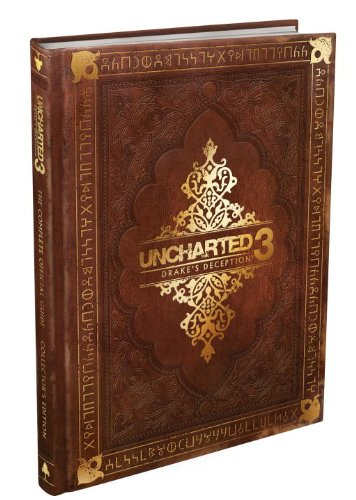 9780307892058: Uncharted 3: Drake's Deception - The Complete Official Guide - Collector's Edition