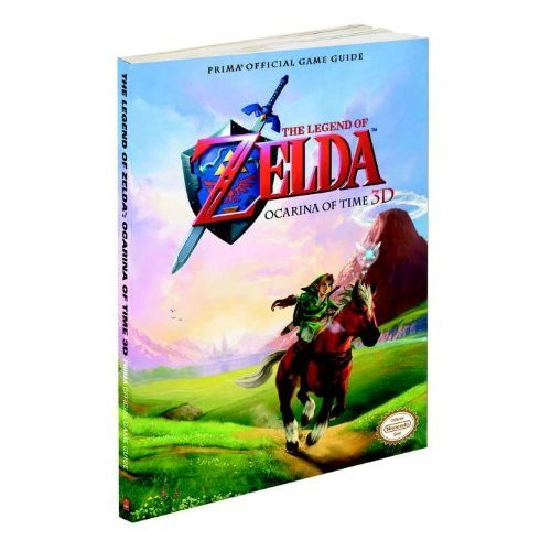 9780307892119: The Legend of Zelda Ocarina of Time 3D Official Game Guide