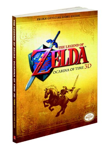 9780307892126: The Legend of Zelda: Ocarina of Time 3D: Prima Official Game Guide