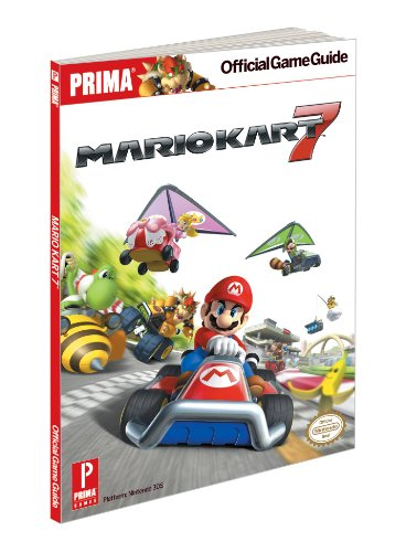 9780307893840: Mario Kart 7 3DS Guide (Prima Official Game Guides)