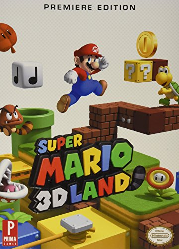 9780307893864: Super Mario 3D Land Guide (Prima Official Game Guides)