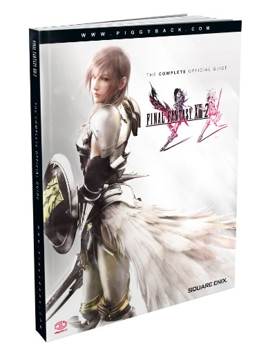 9780307894205: Final Fantasy XIII-2: The Complete Official Guide