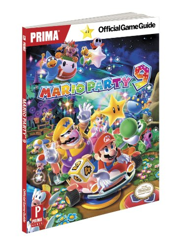 9780307894823: Mario Party 9 (Prima Official Game Guide)
