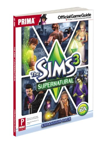 9780307895301: The Sims 3 Supernatural: Prima Official Game Guide