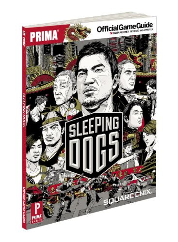 9780307895332: Sleeping Dogs: Prima Official Game Guide