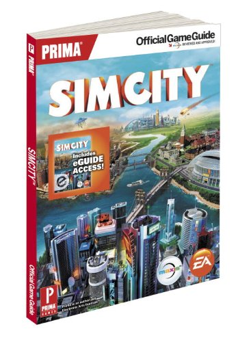 9780307895400: SimCity: Prima Official Game Guide (Prima Official Game Guides)