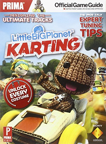 9780307895561: Little Big Planet: Karting: Prima Official Game Guide