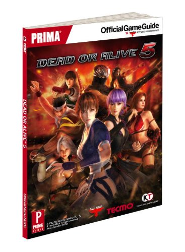 9780307895905: Dead or Alive 5 Official Game Guide