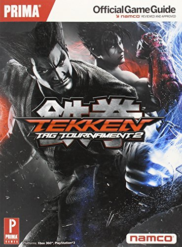 9780307895967: Tekken Tag Tournament 2: Prima Official Game Guide