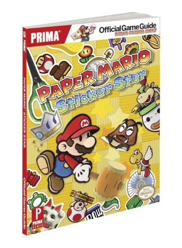 9780307896735: Super Mario Sticker Star by Prima Games