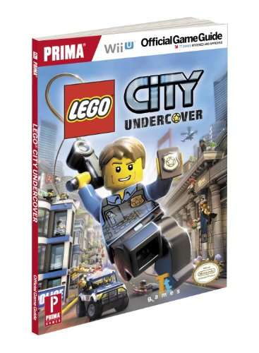 9780307896766: LEGO CITY Undercover: Prima Official Game Guide (Prima Official Game Guides)