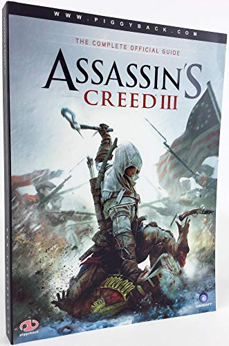 9780307896841: Assassin's Creed III: The Complete Official Guide (Includes Complete Map Poster)