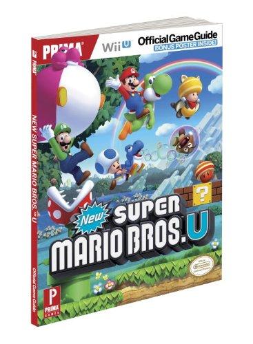 9780307896902: New Super Mario Bros U: Prima's Official Game Guide