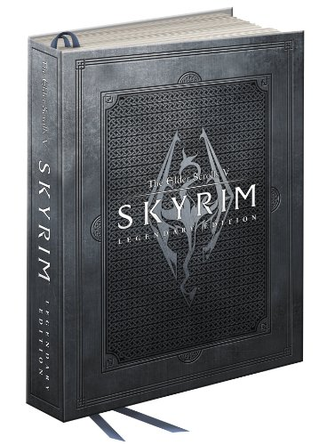 Elder Scrolls V Skyrim Legendary Collector's Edition: Prima Official Game Guide (Prima Official Game