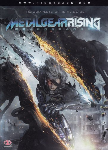 9780307897169: Metal Gear Rising: Revengeance: The Complete Official Guide