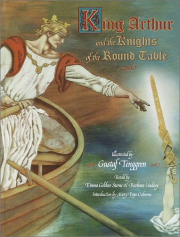 King Arthur and the Knights of the Round Table (A Golden Classic): Emma Gelders-Sterne