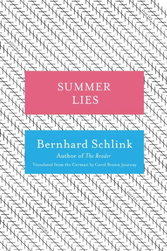 Summer Lies: Stories: Schlink, Bernhard