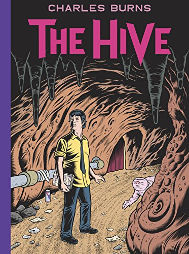 9780307907882: The Hive (Pantheon Graphic Novels)
