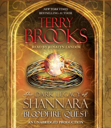 9780307913685: Bloodfire Quest: The Dark Legacy of Shannara