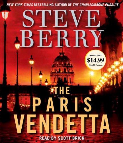 The Paris Vendetta (A Cotton Malone Adventure): Berry, Steve