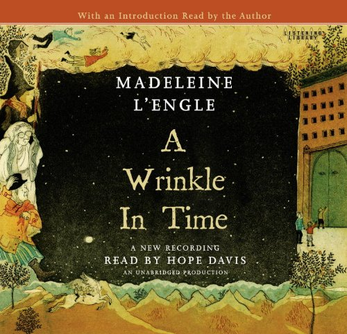 Wrinkle in Time, a (Lib)(CD) (Time Quintet) (0307916596) by Madeleine L'Engle