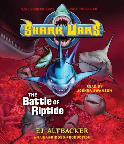 9780307916730: Shark Wars 2: The Battle of Riptide