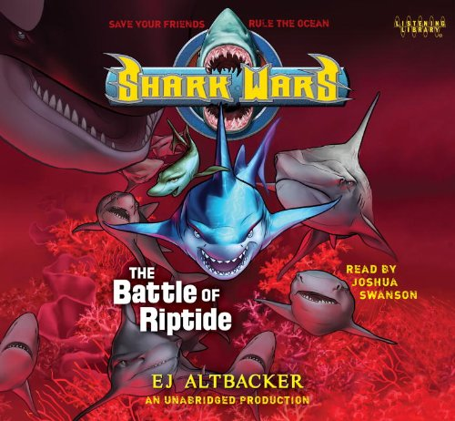 Shark Wars 2: Battle (Lib)(CD): Altbacker, E. J.