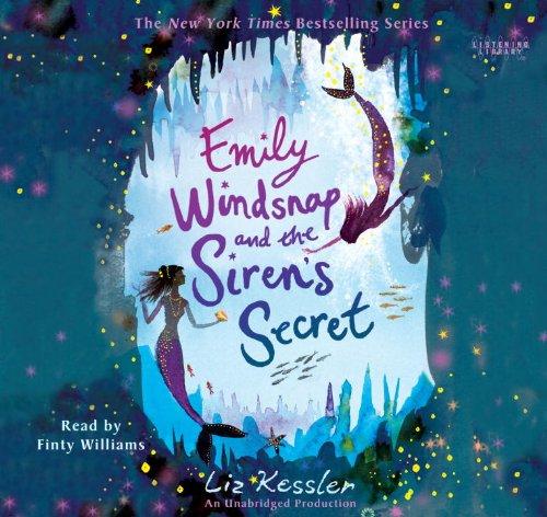 Emily Windsnap/Siren(lib)(CD): Liz Kessler