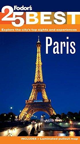 Fodor's Paris' 25 Best (Full-color Travel Guide): Fodor's