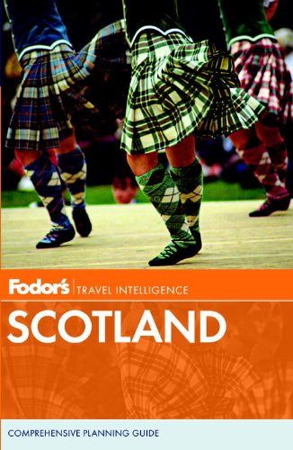 9780307928412: Fodor's Scotland (Travel Guide)