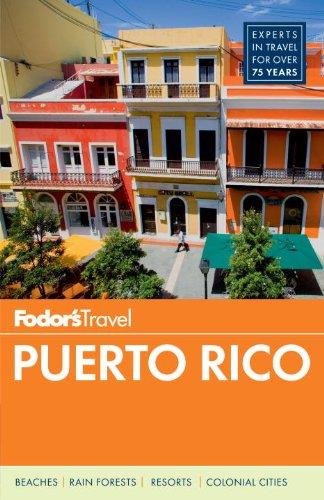 9780307929242: Fodor's Puerto Rico (Full-color Travel Guide)