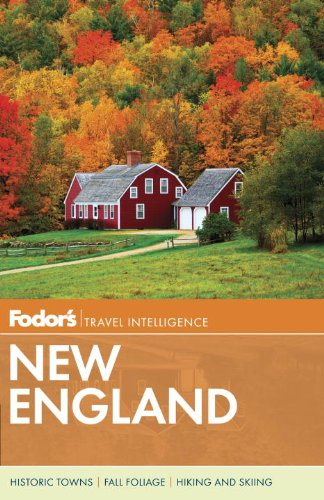 9780307929266: Fodor's New England (Full-color Travel Guide)